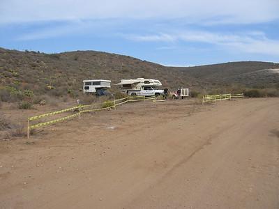 2007 Baja 500 Pit Crew