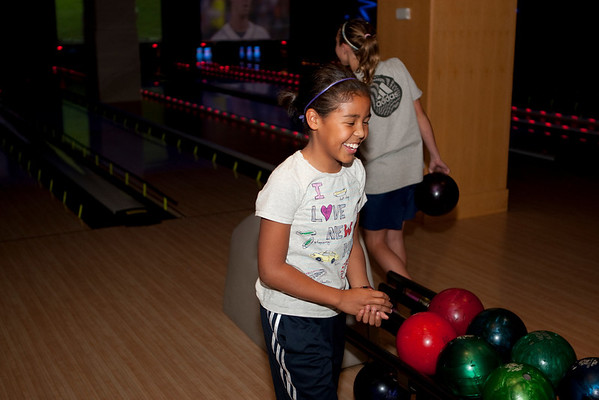 Julia's 12th Birthday Party - Lucky Strike