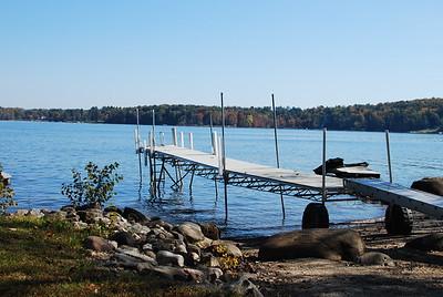 McGovern's Camp at Lake Sacandaga - Oct 9, 2011