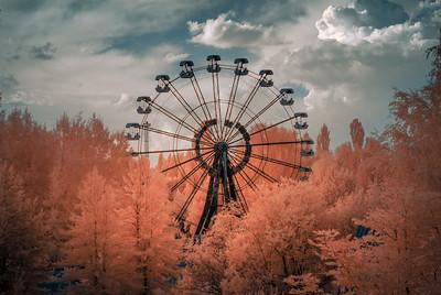 Infrared Chernobyl