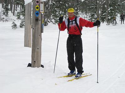 2008-12-06/07 Skiing at Hanson Hills