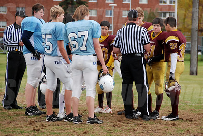 SSHS Fresshman Footbal vs. Denfeld (Oct-13-2011)