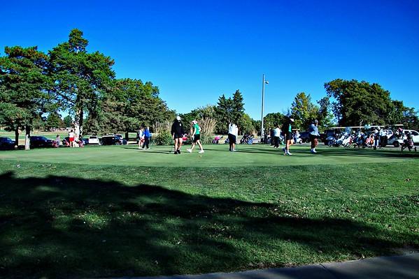 4A Regional Girls Golf @ WGC  101220