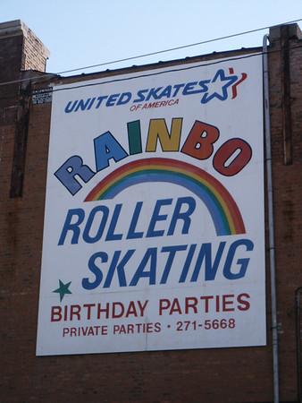 Rainbo Roller Skating