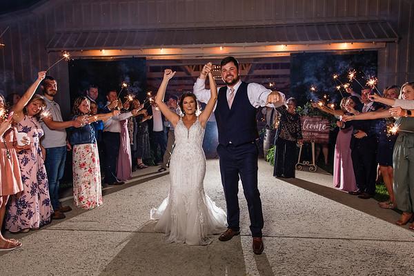 Grayson + Kilan | Wildberry Farm Wedding