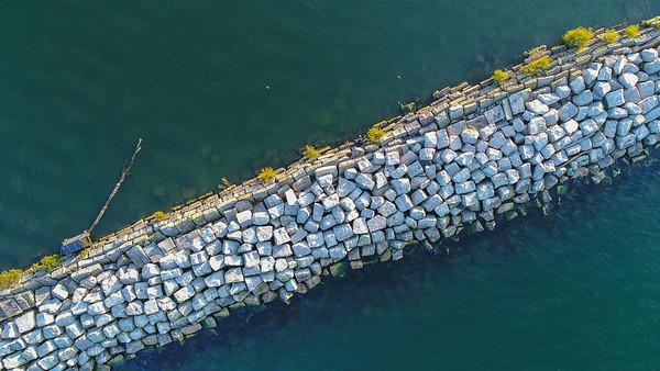 Marina at Loraine, Ohio, Lake Erie