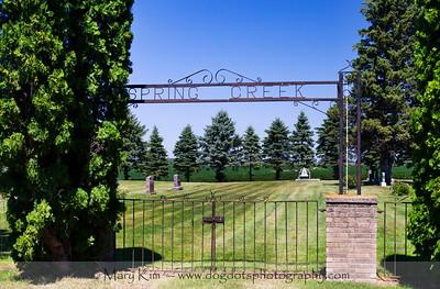 Spring Creek Cemetery - ND