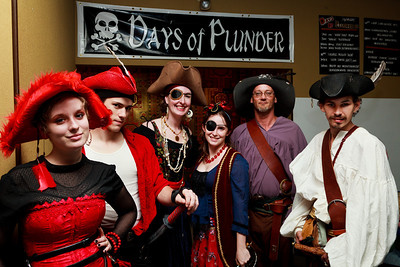 Days of Plunder at Active Imagination