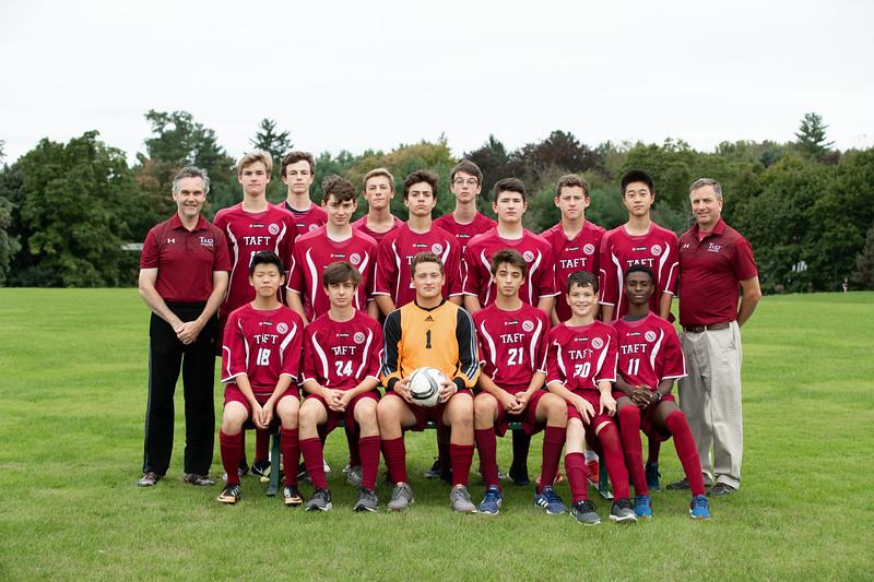 Boys' Thirds Soccer 2018