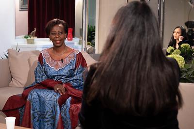 Interview Myriam BELKADHU - Tunis