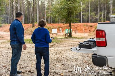 2017 11 11 Shana Shooting Practice