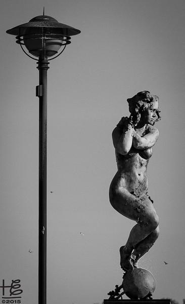 Chattanooga statue