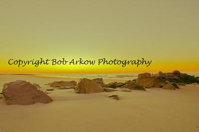 Long Beach Sunrise 1-1-12