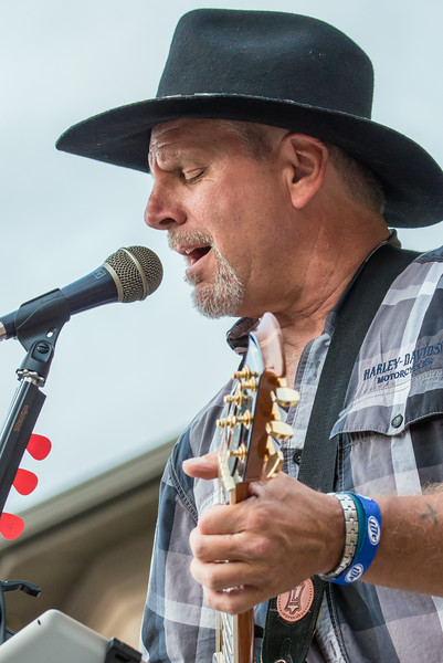 Pete Schelitzche-The Bingo's-Watertown Rails to Trails 2014
