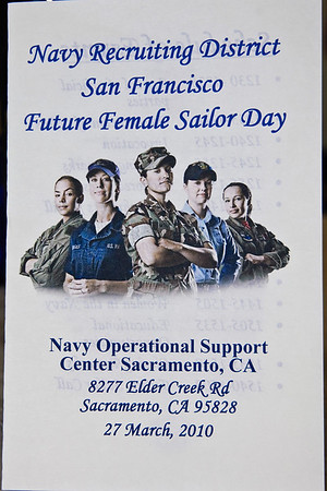 Future Female Sailors Day
