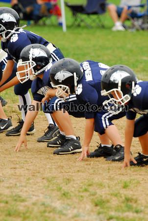 Wallkill Panther Stars vs Cornwall Green - Football - 9-9-07