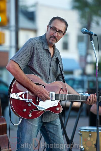2012-08-13 Paul Marino Band