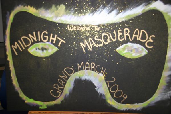 2009 Grand March ~ Midnight Masquerade
