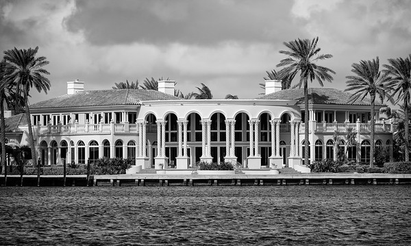 Black & White or Color - Fort Lauderdale Water Taxi