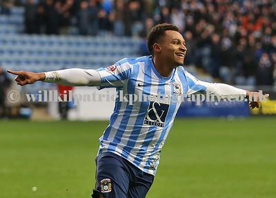 Coventry City 4 v 1 Gillingham