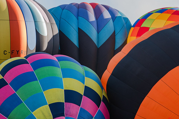 Albuquerque Balloon Fiesta - New Mexico - 2019