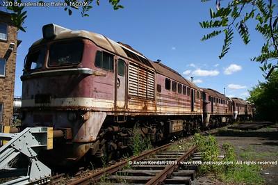 Baureihe 220 DR