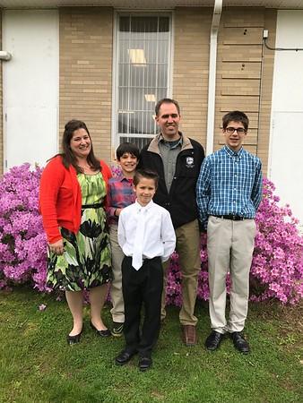 Miller's First Communion