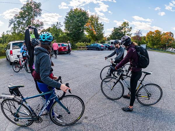 Vélo vignoble - Domaine du Ridge