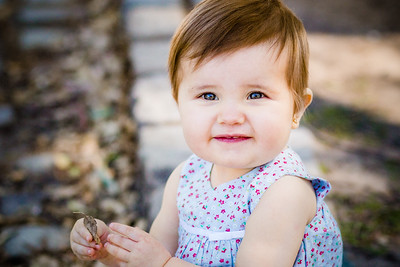 Sesión Baby · Maite, 11 meses