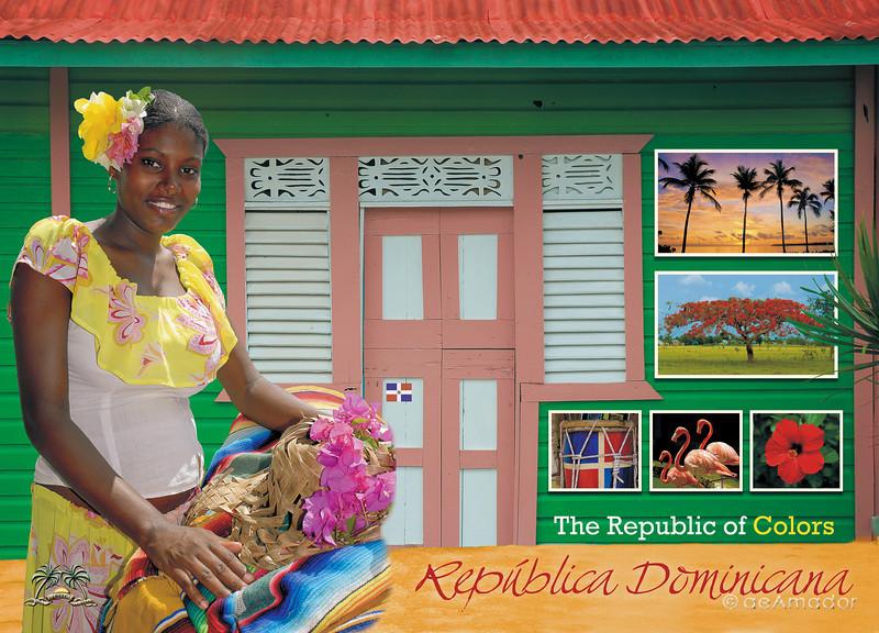 The Republic of Colors, República Dominicana