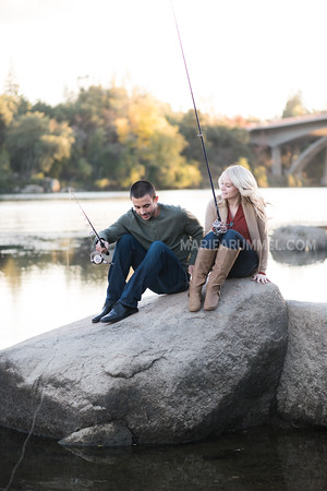Katelyn and Bryan: Folsom
