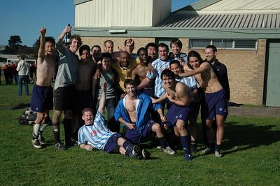 2009-08-15 Mens Reserves v Mornington