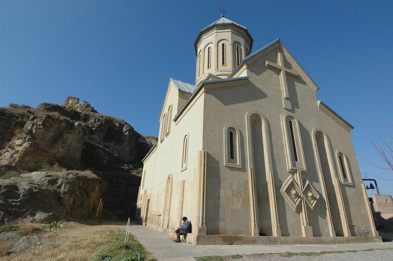 041119 1294 Georgia - Tbilisi - Church on the hill _C _E _H _N ~E ~L.JPG