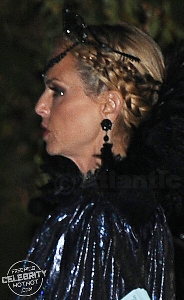 Rachel Zoe Dresses As The Evil Queen From Snow White For Halloween!