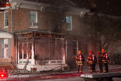 01-29-2014, Commercial Structure, Bridgeton City, Cumberland County, 43 Fayette St. Cumberland County Prosecutors Office