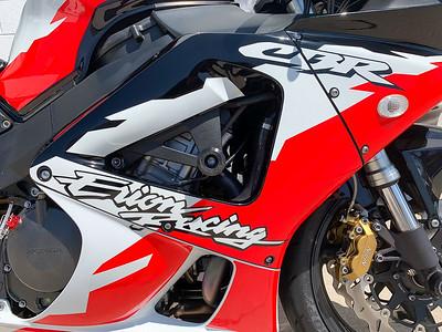 Honda CBR900RR Erion on IMA