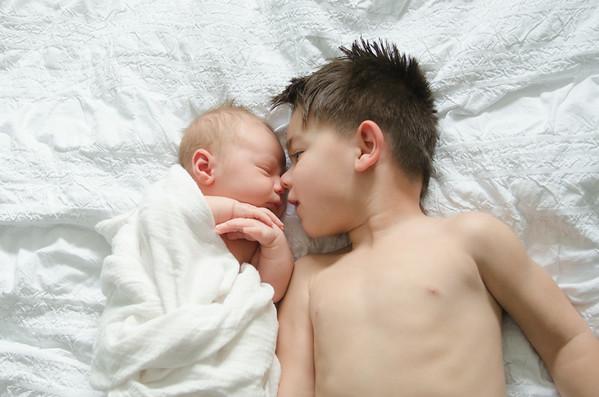 Rhys ~ Newborn