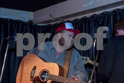 Brad Cox band Live