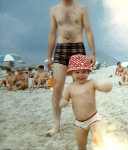 Dick & Ellen's First Photo Album