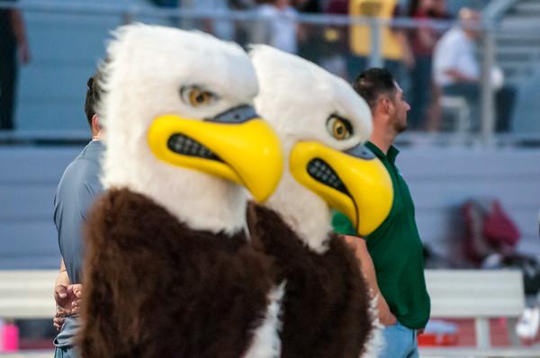 September 27, 2019 - Football - McAllen Memrial vs Mission Eagles_LG