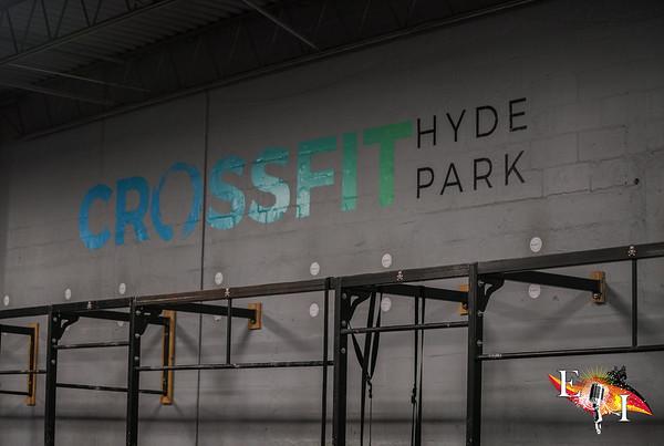 Cross Fit Hyde Park 2017