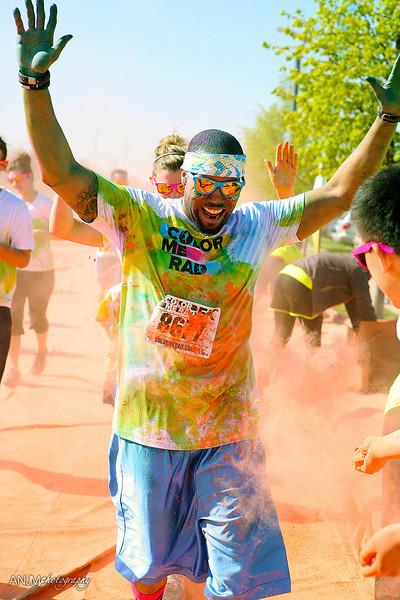 Color Me Rad/Color Run 5K