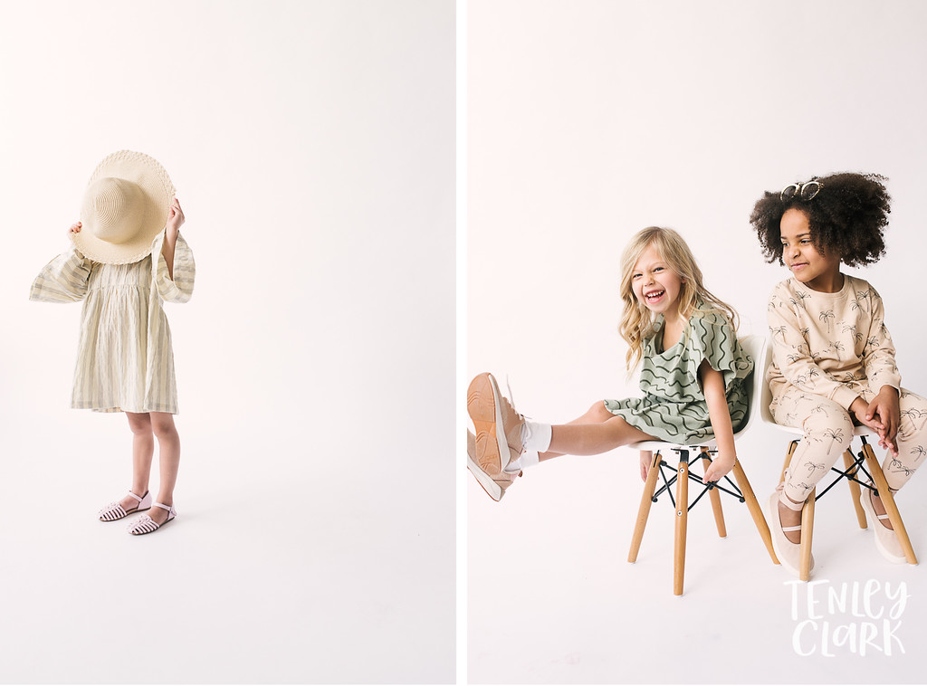 Rylee & Cru SS18 Sneak Peek shoot at PhotoNative class with Becky Kimball. Image by Tenley Clark.