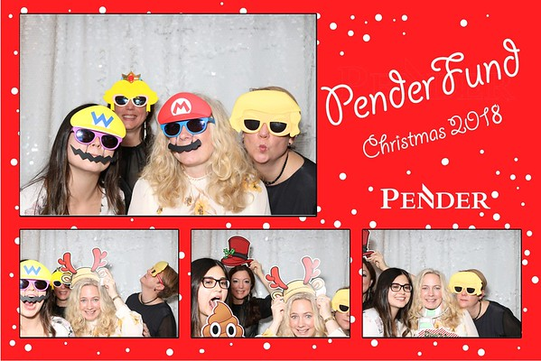 Pender Fund Christmas 2018