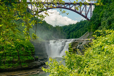 Canandaigua NY  & Letchworth State Park July 2019