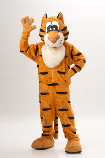 11/10/11 Bengal Mascot Studio Photos
