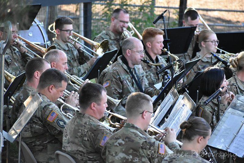 2018 - 126th Army Band Concert at the Zoo - Show Time by Heidi 180.JPG