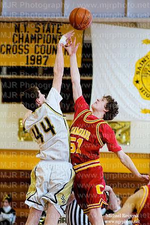 St. Anthony's Vs Chaminade, Boys JV Basketball 02.02.10