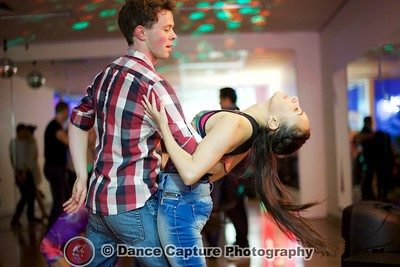 Social Dancing Zouk Room