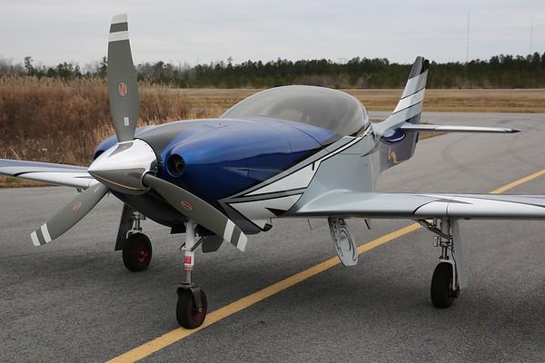 """2008 Lancair """"Legacy"""", Norfolk, 19Jan19"""